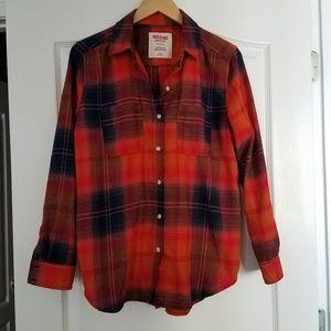 Mossimo button down shirt, boyfriend style